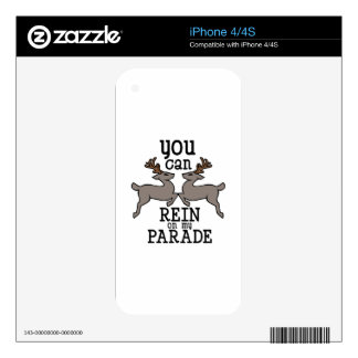 My Parade Skin For The iPhone 4
