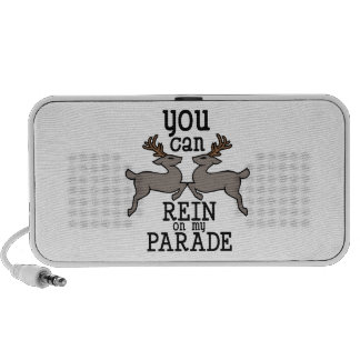My Parade iPod Speakers