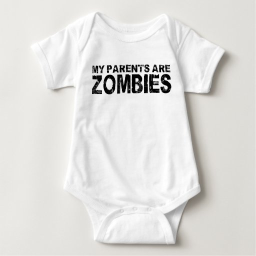 My Parents are Zombies Shirt