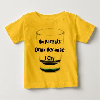 My Parents Drink T-shirt