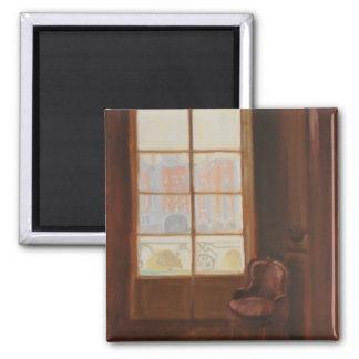 """""""My Paris Studio"""" 2 Inch Square Magnet"""