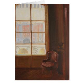 """My Paris Studio"" Card"