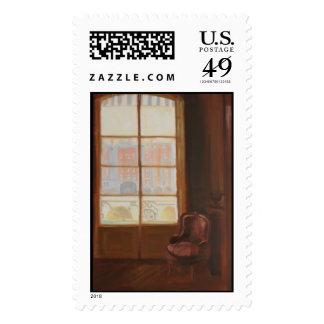 My Paris Studio Postage Stamp