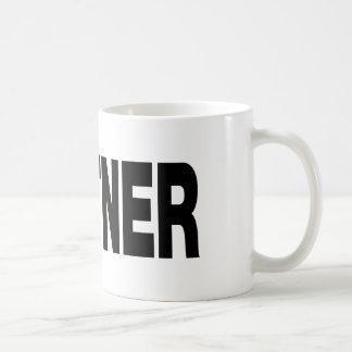 My Partner Coffee Mug