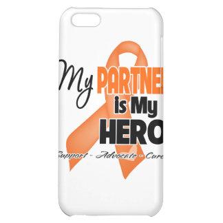 My Partner is My Hero - Leukemia iPhone 5C Case