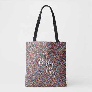 My Party Bag is Covered in Sprinkles - How FUN!