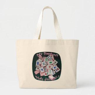 my passion mah jongg bag