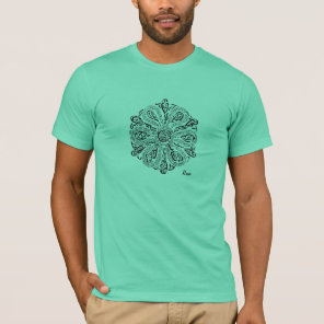 My Path (A Rumi inspired Mandala) T-Shirt
