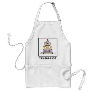 My Patty Cake Adult Apron
