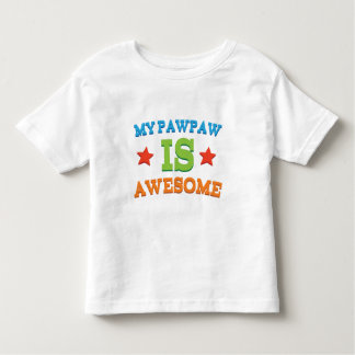 My Pawpaw is Awesome Tee Shirt