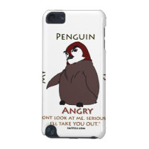 My Penguin Is... Angry!!! iPod Touch 5G Case
