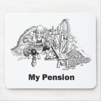 My Pension Mouse Pad