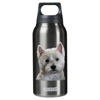 MY PERFECT WESTIE THERMOS BOTTLE