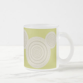 My Personal Universe! Frosted Glass Coffee Mug
