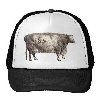My Pet Bovine (Bull or Cow) Trucker Hat
