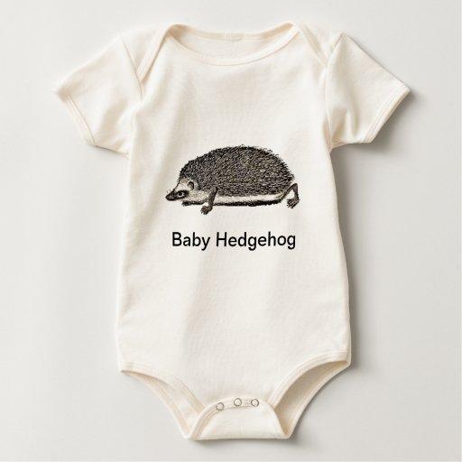 My Pet Hedgehog Rompers