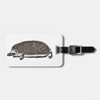 MY PET HEDGEHOG - You Should Get One Luggage Tag