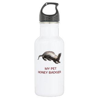 MY PET HONEY BADGER 18OZ WATER BOTTLE