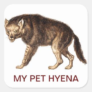 MY PET HYENA - Ha-Ha Sticker
