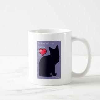 My pet is family Mug