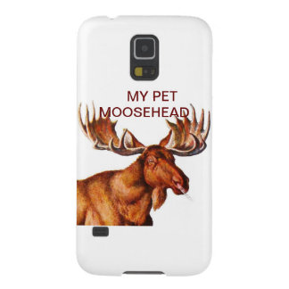 MY PET MOOSEHEAD CASES FOR GALAXY S5