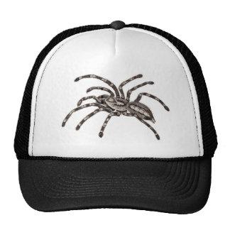 MY PET TARANTULA STICKER TRUCKER HAT