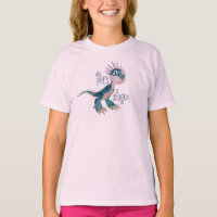 My Pet's A Dragon T-Shirt