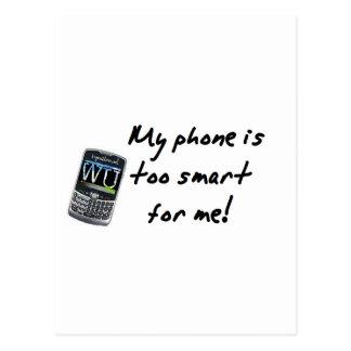 My Phone Postcard