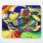 My Picaso Fractal by J.Everhart Mouse Pad