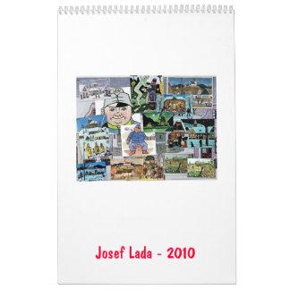 My Pictures, Josef Lada - 2010 Calendar