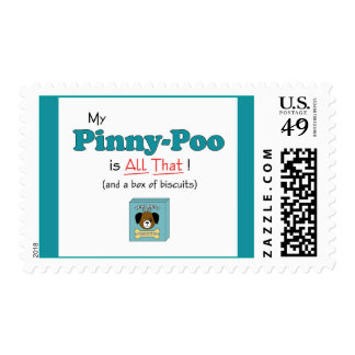My Pinny-Poo is All That! Stamp