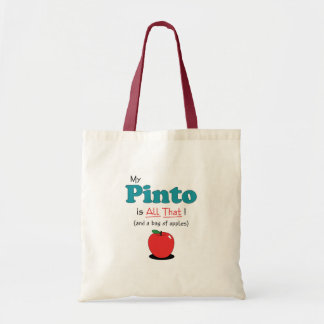 My Pinto is All That! Funny Horse Bag