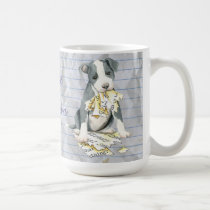 My Pit Bull Ate My Lesson Plan Coffee Mug