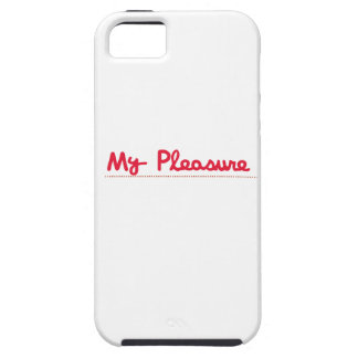 My Pleasure iPhone SE/5/5s Case