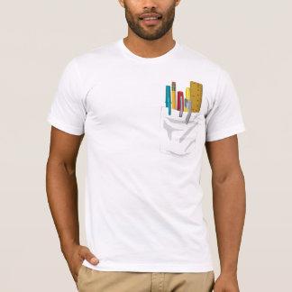 My Pocket. My Pens. (white) T-Shirt