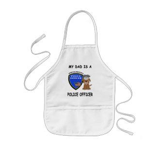 My Police Dad Apron