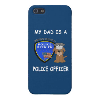 My Police Dad Cover For iPhone SE/5/5s