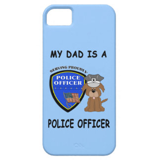 My Police Dad iPhone SE/5/5s Case