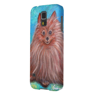 My Pomeranian Dog by Prisarts Case For Galaxy S5