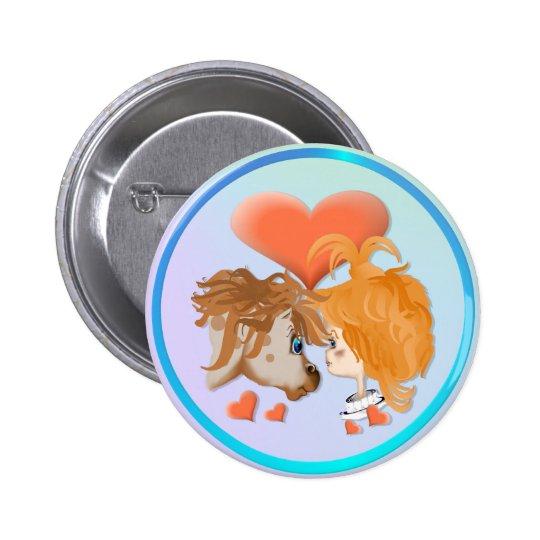 My PonyZ Love Button