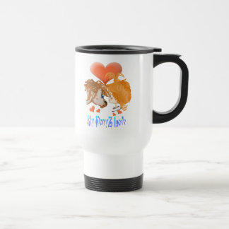 My PonyZ Love Lettered  Mug