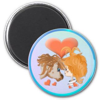 My PonyZ Love Magnet