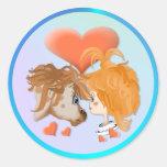 My PonyZ Love Sticker