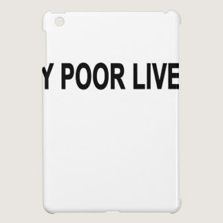 My Poor Liver T-Shirts '.png iPad Mini Cover