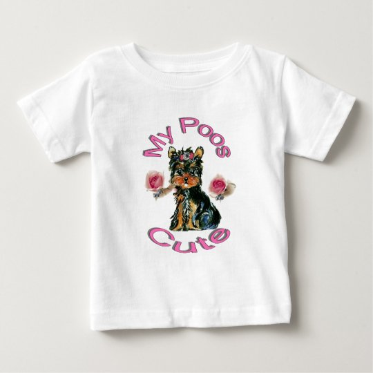 My Poos Cute Baby T-Shirt