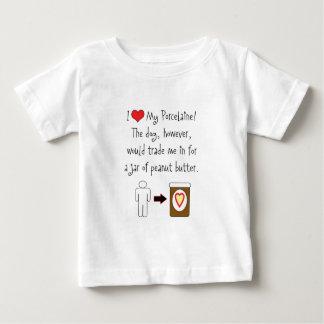 My Porcelaine Loves Peanut Butter Shirt