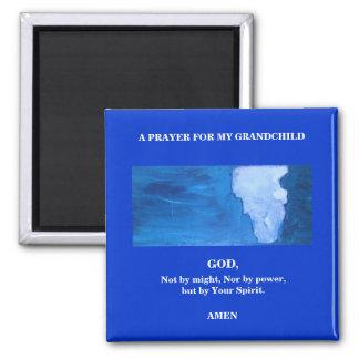 MY PRAYER FOR MY GRANDCHILD MAGNET