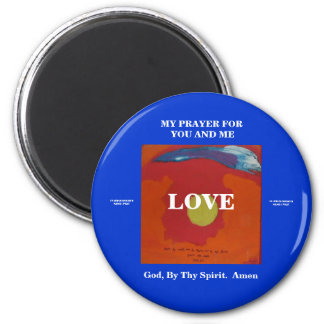 MY PRAYER FOR YOU AND ME MAGNET