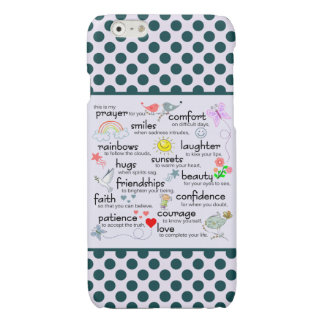 My Prayer For You Glossy iPhone 6 Case