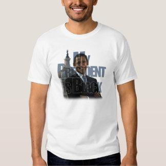 My President is Black Tee Shirt